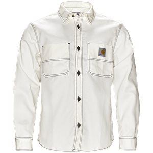Chalk Shirt Regular | Chalk Shirt | Hvid